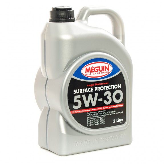MEGUIN megol Motorenöl Surface Protection SAE 5W30 5 Liter (5,00€/ l)