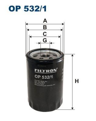 1 Stück OP532/1 Ölfilter