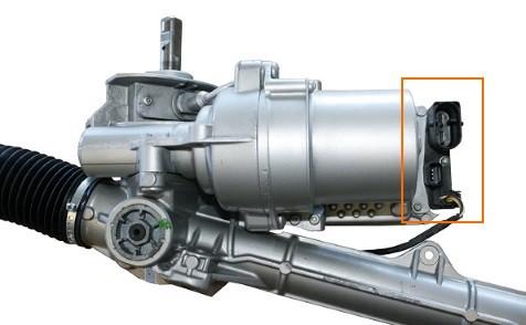 Lenkgetriebe Peugeot 207 elektrisch