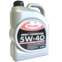 MEGUIN megol Motorenöl High Condition SAE 5W- 40 5 Liter (5,18€/ l)