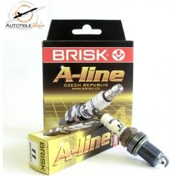 BRISK Zündkerze A-Line 11 (4 Stück)