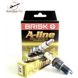 BRISK Zündkerze A-Line 13 (4 Stück)