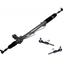 Lenkgetriebe Audi A4 B5 mit Lenkungsdämpfer und neuen Spurstangenköpfen