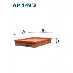 1 Stück MD8040 AP149/3 Luftfilter
