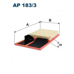 1 Stück MD8358 AP183/3 Luftfilter