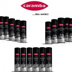Caramba Komplettpaket 6xRostlöser, 15x Bremsenreiniger,6xMultifunktionsspray
