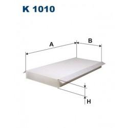 1 Stück K1010 Innenraumfilter