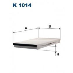 1 Stück K1014 Innenraumfilter