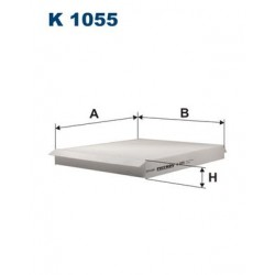 3 Stück K1055 = MS-6160 / 1987432038 / LA74 / E911LI / CU2757 / OE Ref. 6808611 = 4,48 euro netto / stck