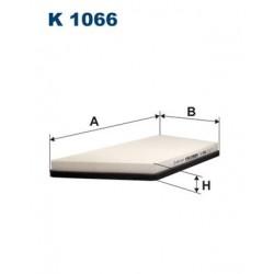 1 Stück K1066 Innenraumfilter