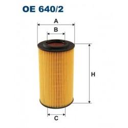 1 Stück OE640/2 Ölfilter