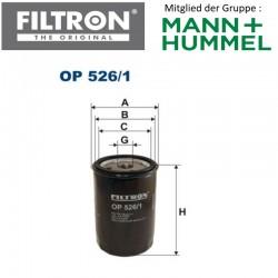 Ölfilter FILTRON OP526/1