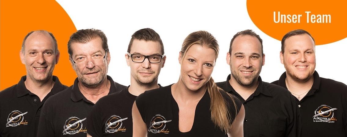 Unser Team von Autoteile Jakobs GmbH